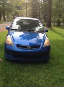 2007 Honda Fit Autre