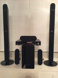 Electronics Samsung DVD Home Theatre System