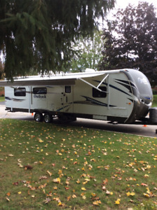 2013 Outback Travel Trailer