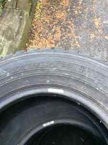 Dunlop Studless Winter Tires   195 / 70 R14