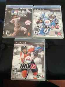 PS3 kids sports games