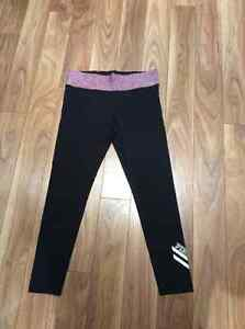 PINK PAR VICTORIA SECRET LEGGING RÉVERSIBLE