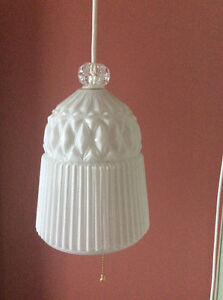 Lampes style antique