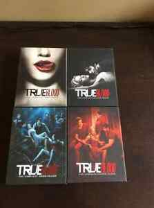 True Blood Season 1-4
