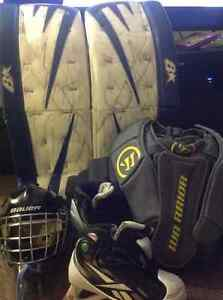 Junior Goalie Equipment For Sale