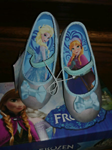 Disney Frozen Toddler Shoes Brand New In Box