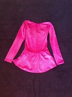 NEW MONDOR GYMNASTIC/ FIGURE SKATING OUTFIT SIZE 8-10