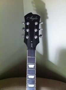 Agile AL2000 Les Paul with EMGs Kawartha Lakes Peterborough Area image 2