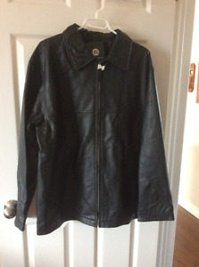 BRAND NEW LEATHER JACKETS For Sale