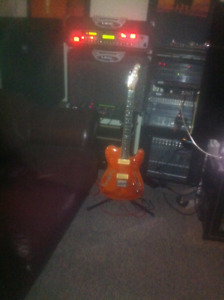 Complete Professional Guitar rig,