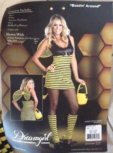 Ladies bumble bee costume