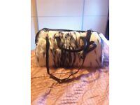Bnwt river island fur bag