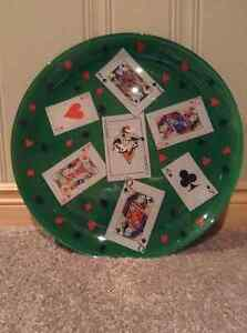 Plastic Card Gambling server platter