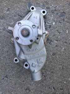 Corvette water pump