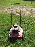 Old Lawnmower ($20 or trade)