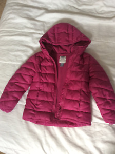 Old Navy frost free jacket, size 5T