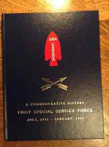 A Commemorative History First Special Service Force
