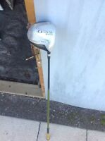 Drivers,putters,irons,wedges