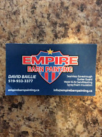 Experienced painter or spray foamer needed