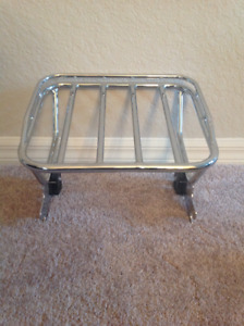 Harley luggage rack for Touring model