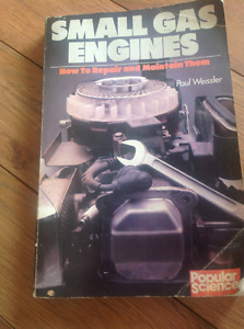 Small Gas Engine Repair Manual - Weissler