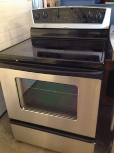 Stove, fridge, dishwasher, microwave, range hood