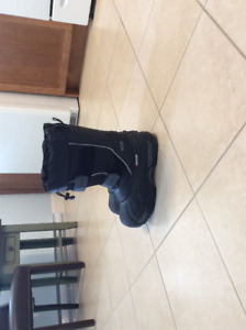 Skidoo boots