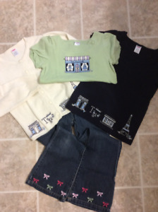 Gymboree Size 7 Fall/Winter Clothes Bundle(5 pieces)
