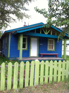 2 Bedroom House; in Crowsnest Pass Available May 1