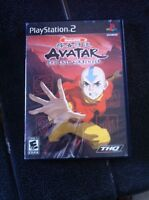 AVATAR THE LAST AIR BENDER FOR PS2