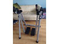Air Walker/Gravity Strider Exercise Machine