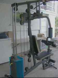 Competitior home gym