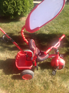 Little tikes: Tricycle