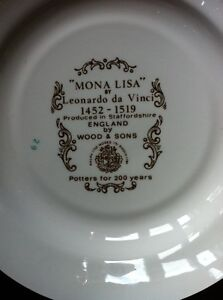 Wood & Sons- Staffordshire England  Collector Plates London Ontario image 3