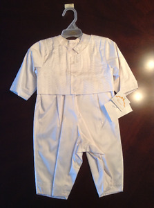 Boy's Baptism Outfit Brand New