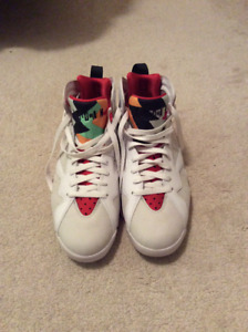 Air Jordan Hare 7s and Double Nickel 10s VNDS