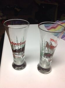 Budweiser collectable glasses London Ontario image 1