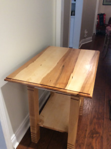 Hand Made ,Hard Maple,Table