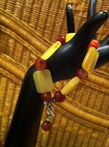 Handcrafted Necklaces and Bracelet
