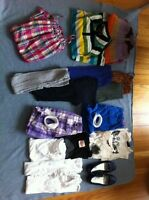 EUC Girls 10/12 clothing lot