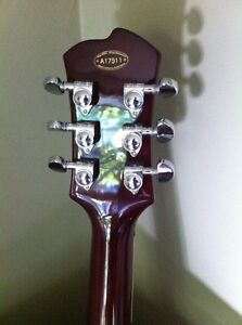 Agile AL2000 Les Paul with EMGs Kawartha Lakes Peterborough Area image 3