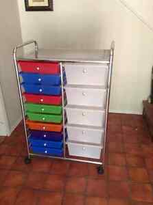 Storage  trolly
