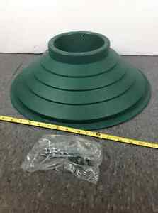 NEW never used basic plastic Christmas Tree stand