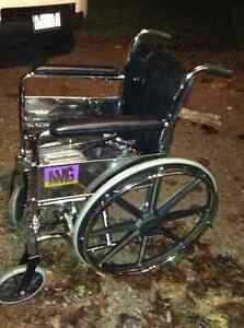 Excellent condition full sized wheel chair for sale London Ontario image 1
