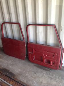 Jeep Hard Top Doors