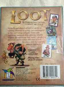LOOT The Plundering Pirate Card Game Windsor Region Ontario image 2