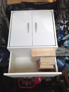Microwave or Storage cabinet