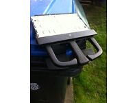 Genuine vw golf mk4/bora cup holder