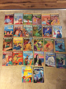 A to Z Mysteries complete set