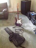 Mansfield electric guitar for sale. Asking $120 OBO